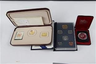 THREE LOTS ROYAL CANADIAN MINT COIN SETS