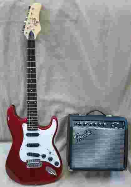 Dating hondo ii guitars