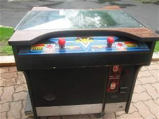 VINTAGE ROBOTRON 2084 COCKTAIL TABLE VIDEO GAME