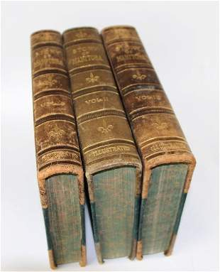 STORY OF MANITOBA BY F.H. SCHOFIELD - 3 VOLUMES