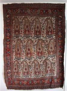 RARE KHAMSEH PERSIAN CARPET