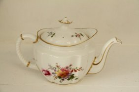 "Royal Crown Derby Teapot - ""derby Posies"""