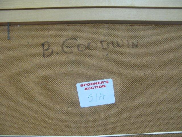 B. GOODWIN - OIL ON BOARD - 3