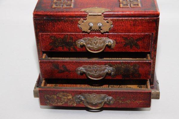 CHINESE LADIES DRESSER BOX - 2