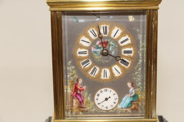 SUPERIOR QUALITY FRENCH REPEATER CARRIAGE CLOCK - 2