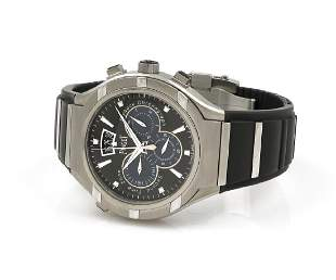 Mens SS Piaget Polo Fortyfive Chronograph #202