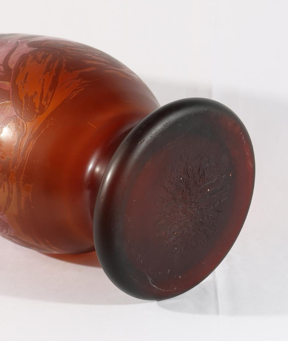 Galle Dragonfly Vase - 2