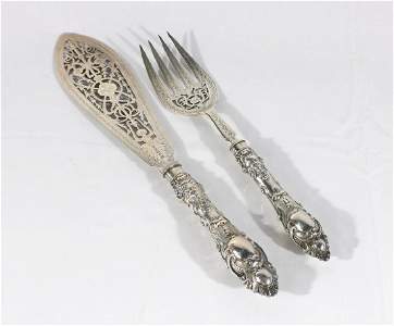 Reed and Barton Sterling Silver Serving Set