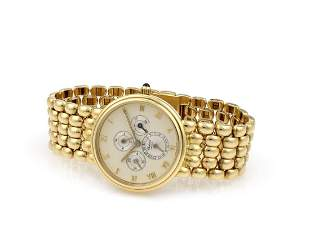 Vintage Chopard Linea D'Oro 1154 Automatic Watch