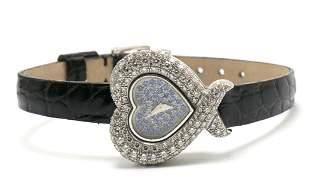 Piaget 18Kt Sapphire & Diamond Watch