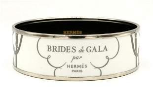 "Hermes ""Brides De Galla"" Bangle"