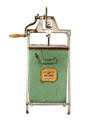Antique Farm Master Creamer
