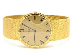 Vintage Patek Philippe 18Kt Men's Watch