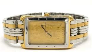 Corum Pure Gold 10 Gram Ingot Watch
