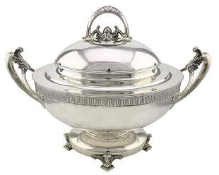 Tiffany Co Sterling Silver Centerpiece