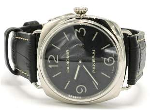 Stainless Panerai Radiomir 8 Days 45MM Men