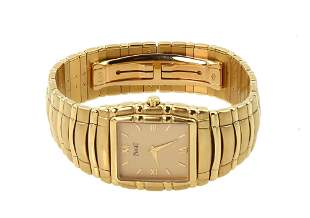 18Kt Yellow Gold Piaget Tenagra Mechanical Watch 95161