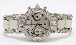 18Kt Harry Winston Diamond Premier Watch