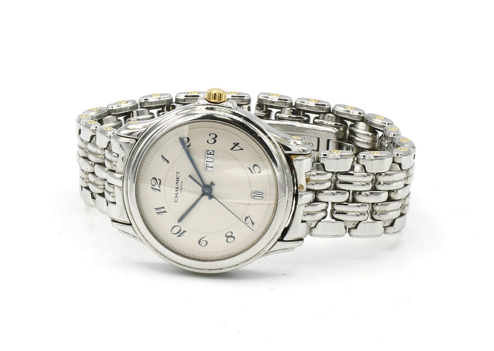 Mens Stainless Chaumet Quartz Watch 27A-339
