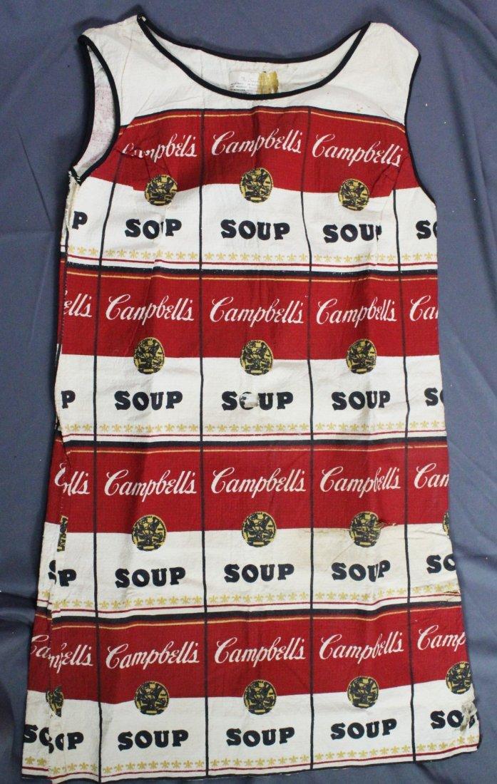 "Andy Warhol, ""Souper Dress"", c. 1968 - 2"