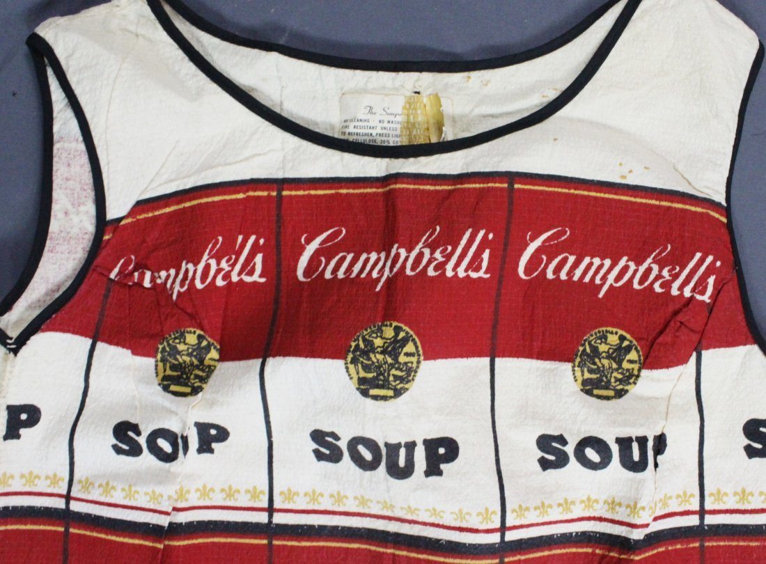 "Andy Warhol, ""Souper Dress"", c. 1968 - 3"