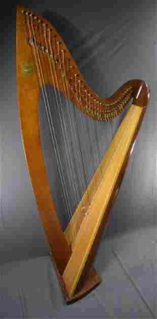 Lyon & Healy Troubadour Harp