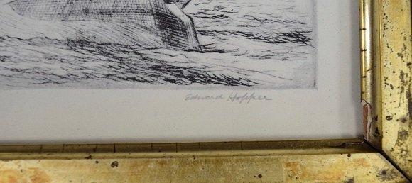 Edward Hopper, (The Cat Boat) - 2