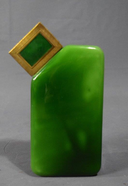 1925 Baccarat YBRY French Art Deco Perfume Bottle - 5