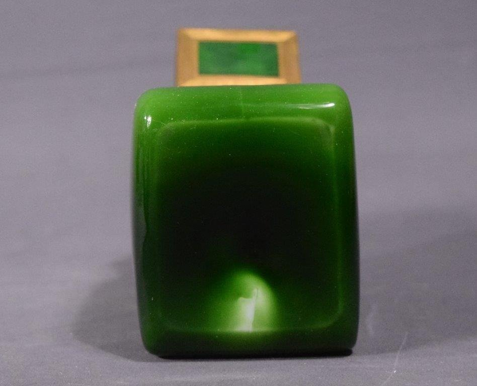 1925 Baccarat YBRY French Art Deco Perfume Bottle - 6
