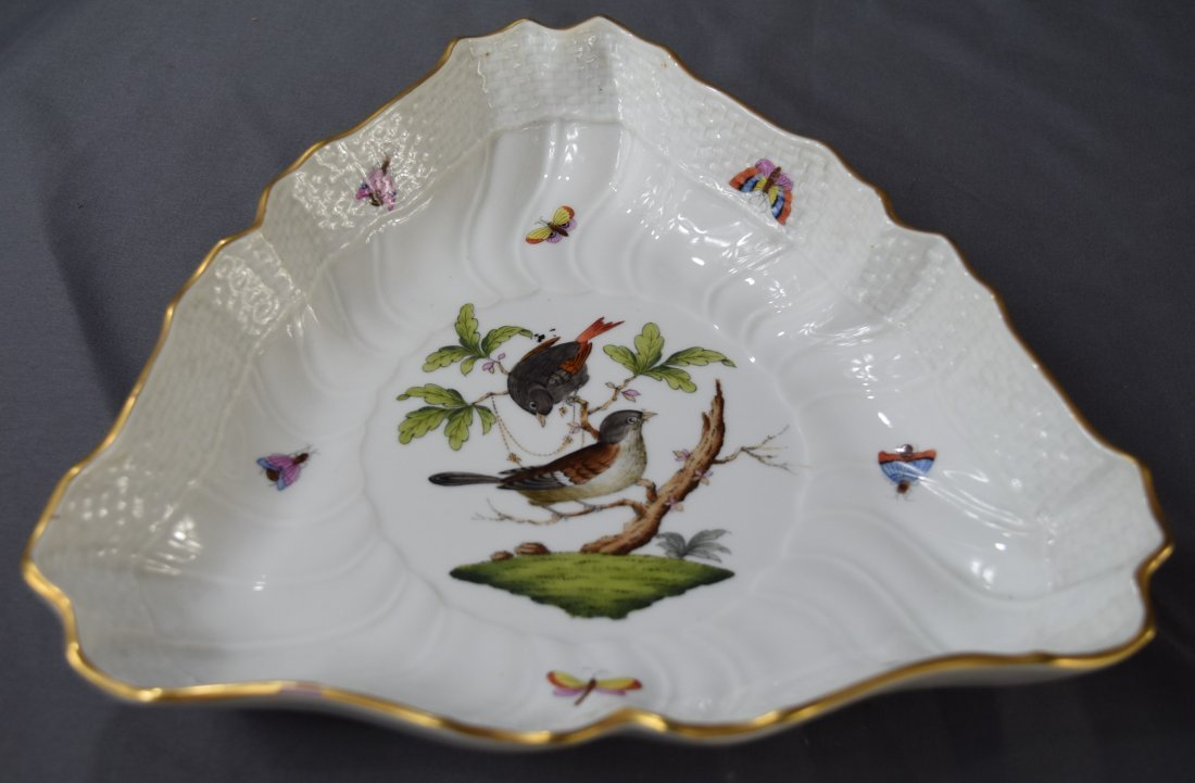 Herend, Bird Motif (Plate)
