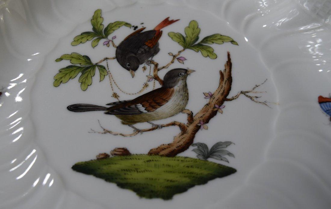 Herend, Bird Motif (Plate) - 2