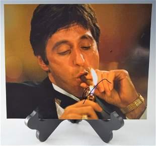 Al Pacino, Photograph (Signed)