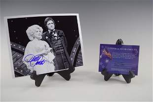 Johnny Cash, Dolly Parton Signed (Photograph)