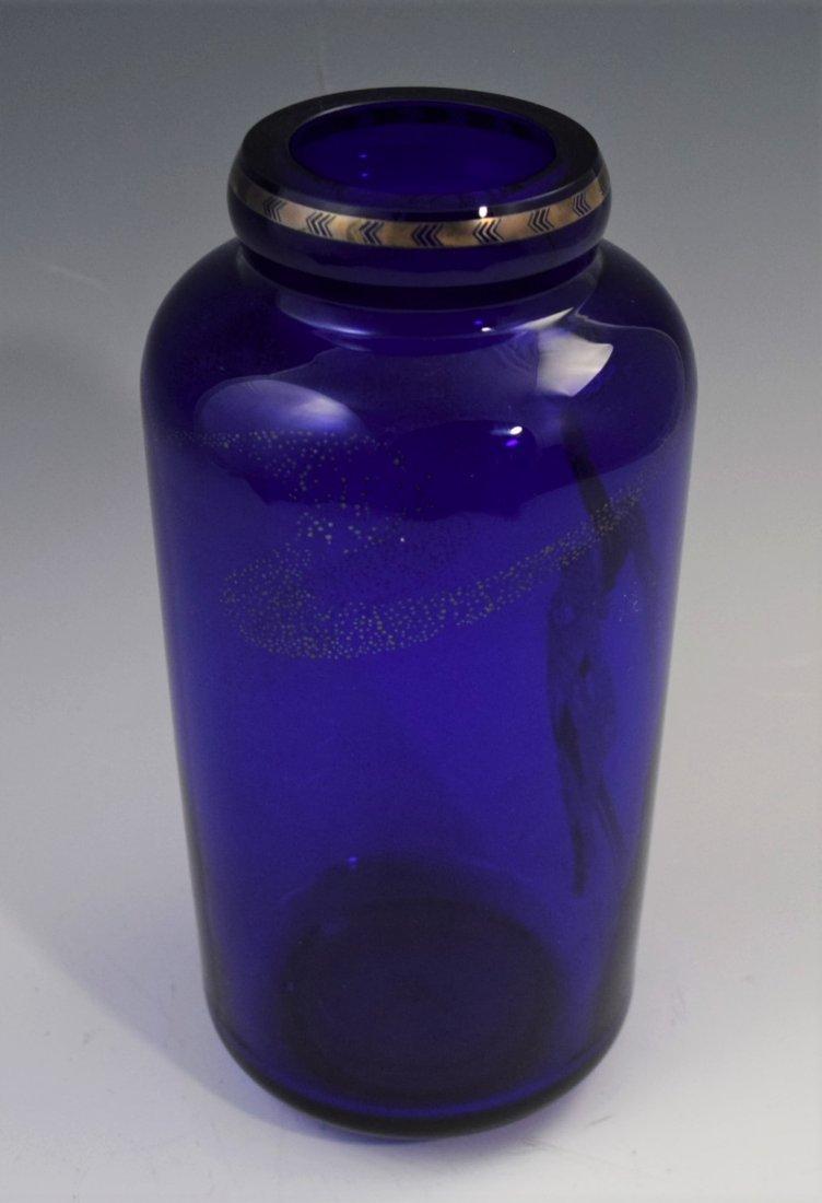Erte, Art Deco (Vase)