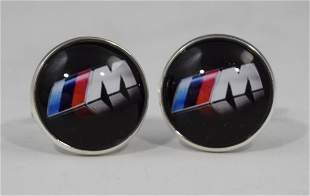 BMW Mens Cufflinks