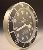 Rolex Oyster Submariner Luminous Clock