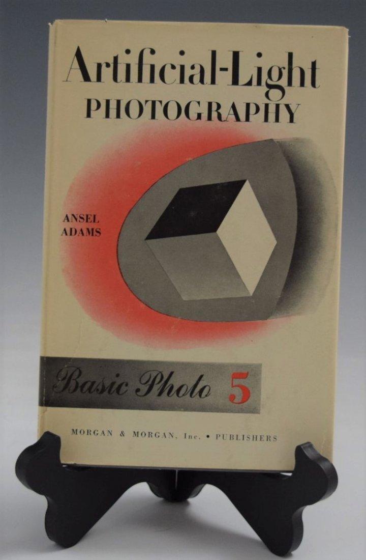 Ansel Adams, Signed (Book)