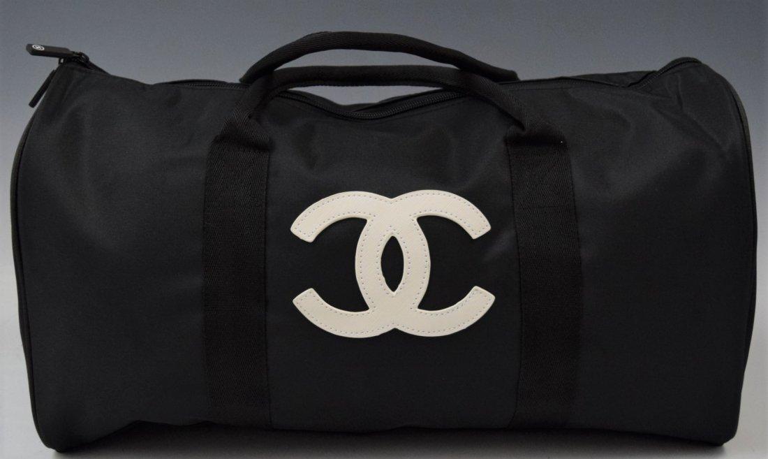 Chanel Gym Bag (Duffle)