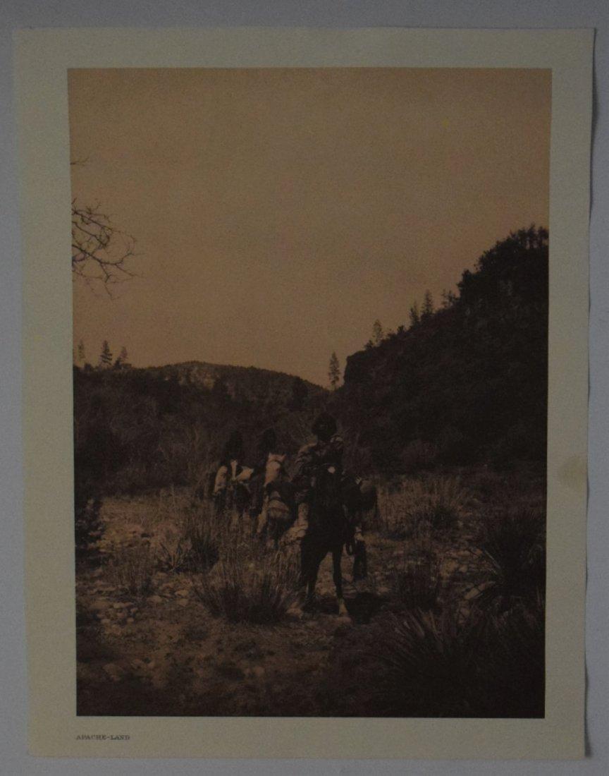 Edward Curtis, Apache Trail