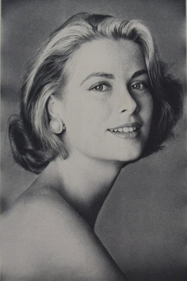 Irving Penn - Grace Kelly, New York, 1954