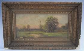 William Henry Gore, O/C (Landscape)