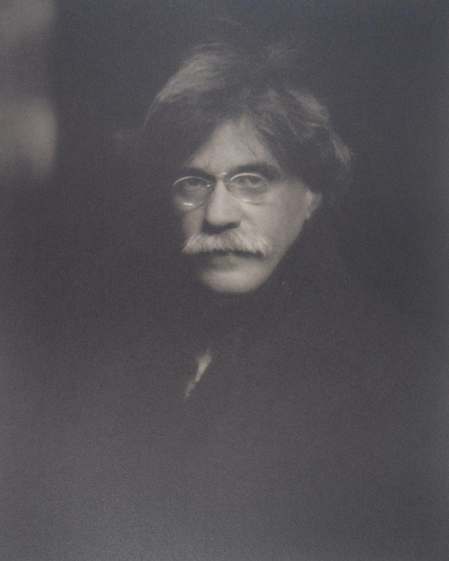 Alfred Stieglitz - Self Portrait, 1907