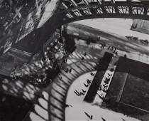 Andre Kertesz  Eiffel Tower 1929 Paris