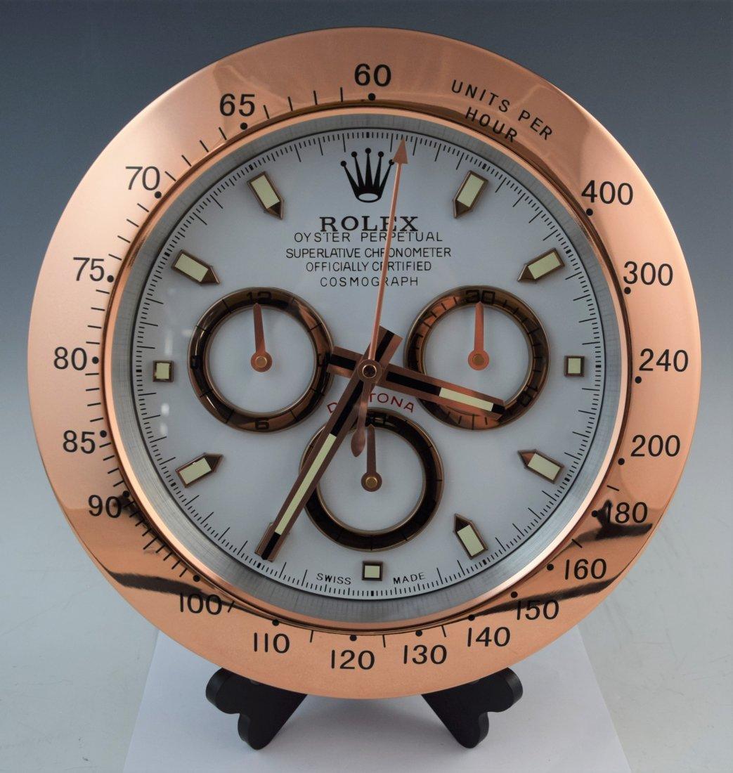 Rolex Daytona Clock (Dealer)