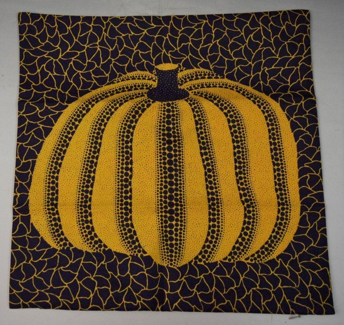 Yayoi Kusama - Pumpin (Printed Fabric)