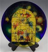 Marc Chagall, Printed Window Designed Art (Clear)