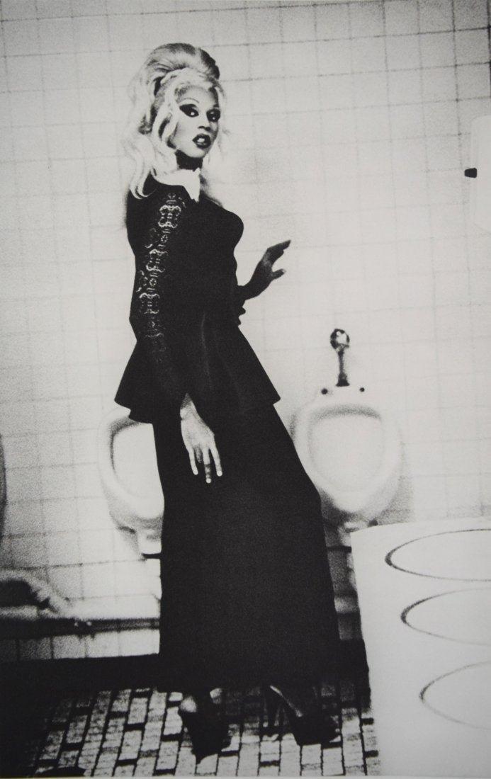 Ellen Von Unwerth - Rupaul, New York 1993