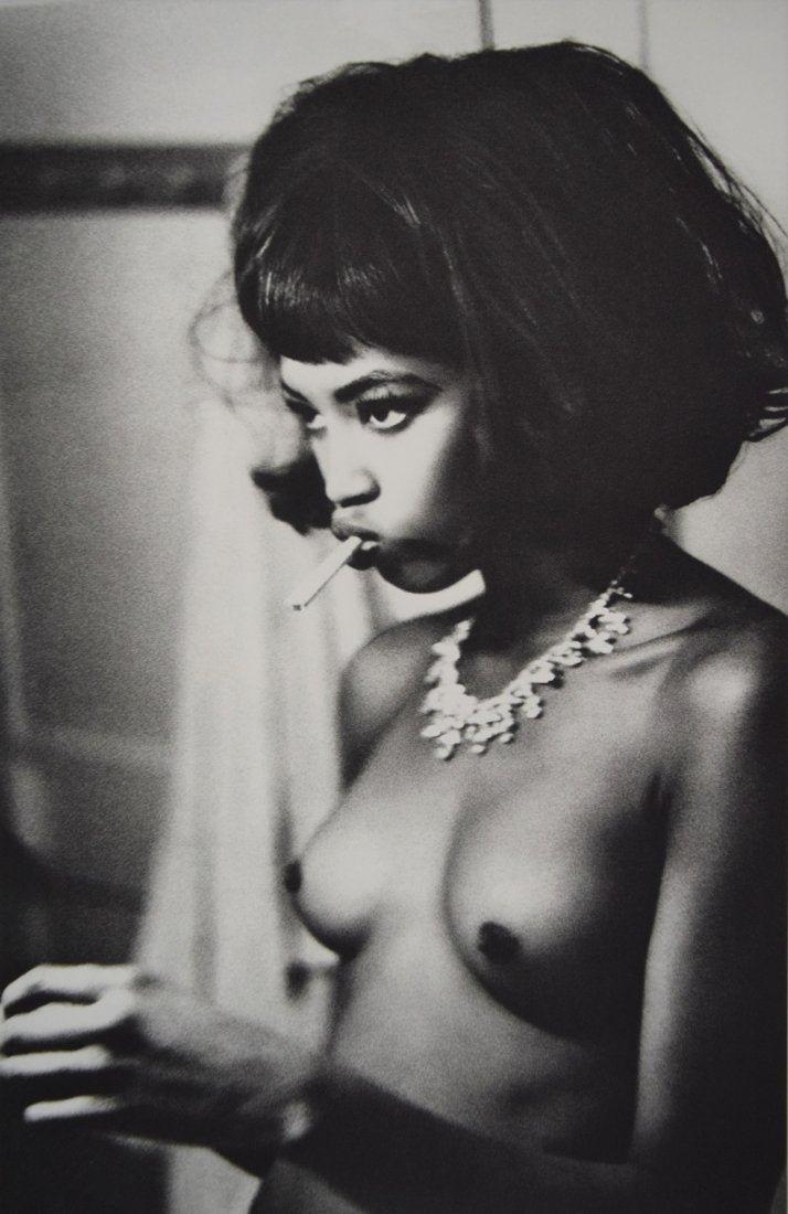 Ellen Von Unwerth - Naomi with Diamonds