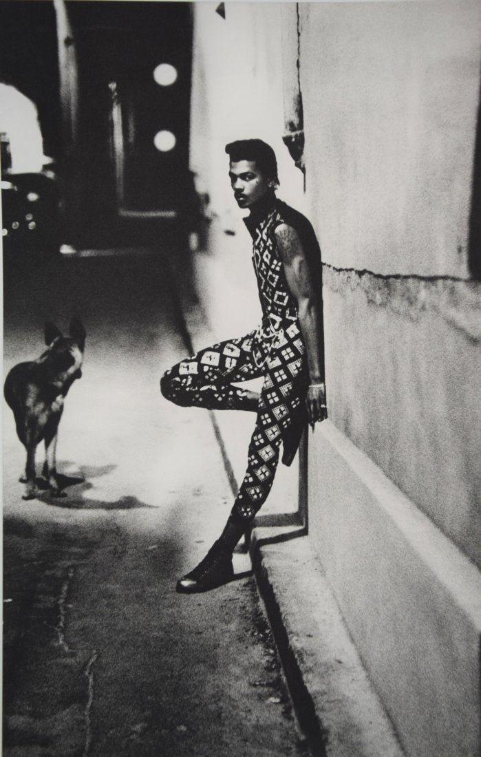 Ellen Von Unwerth - Stranger in Paris, 1984
