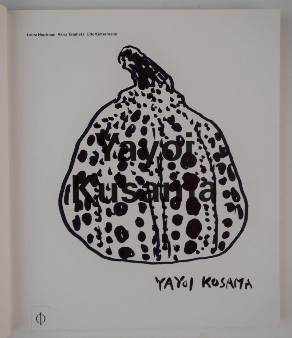 Yayoi Kusama - Untitled (Drawing)